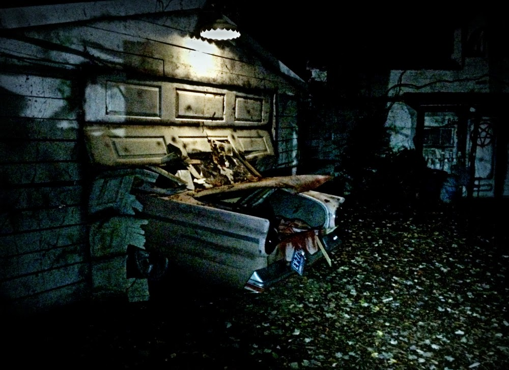 The Amity Road Horror 2014_Halloween New England