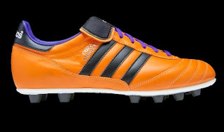How did Kix get their band name - Adidas Copa soccer shoe