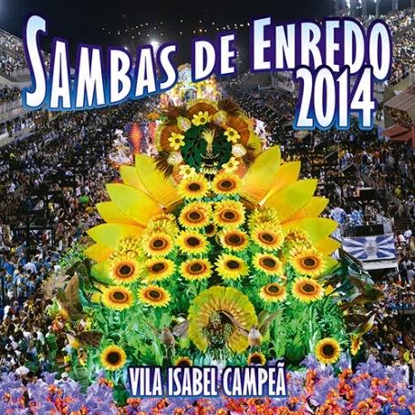 Download CD Samba de Enredo das Escolas de Samba do Rio de Janeiro 2014