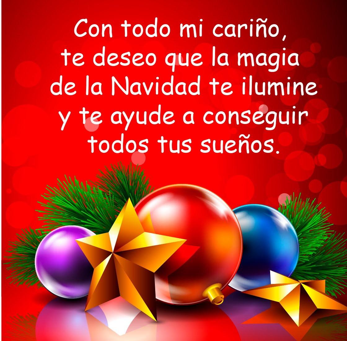 Imagenes de navidad con frases lindas para facebook - Frases cristianas para felicitar la navidad ...