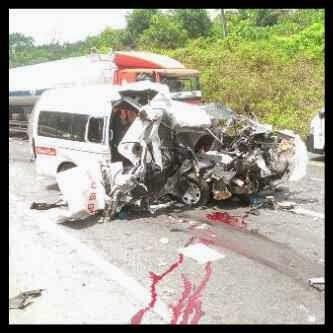 Ọmọ O 243 Dua Dangote Truck Crushes God Is Good Passengers