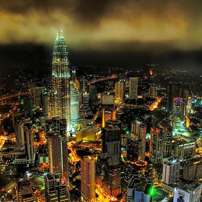 Kuala Lumpur, Malaysia download free wallpapers for Apple iPad