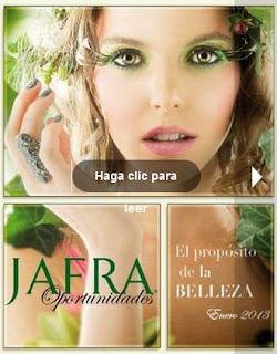 jafra catalogo de promociones 1-13
