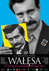 "Carátula del DVD: ""Walesa"""