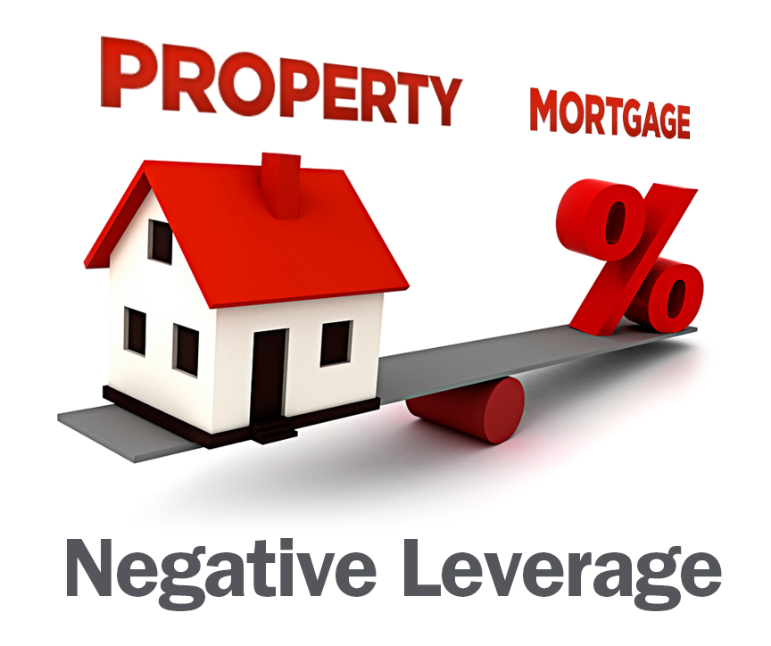 Commercial Property Graphics : Commercial real estate when maximum leverage