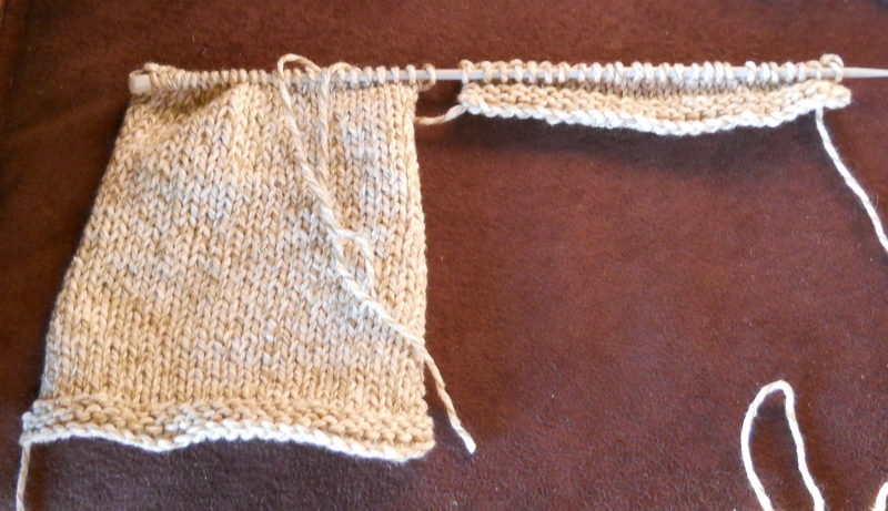 Knitting Increase Stitches Evenly Across Row : Plain and Joyful Living: Baby Knit Pants and Another Farming and Food Book
