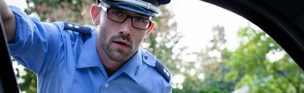 Start in den Beruf: Polizeianwärter