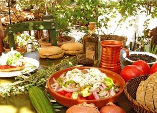 Σχέδιο: Η ελληνική διατροφή ως ελιξίριο μακροζωίας!