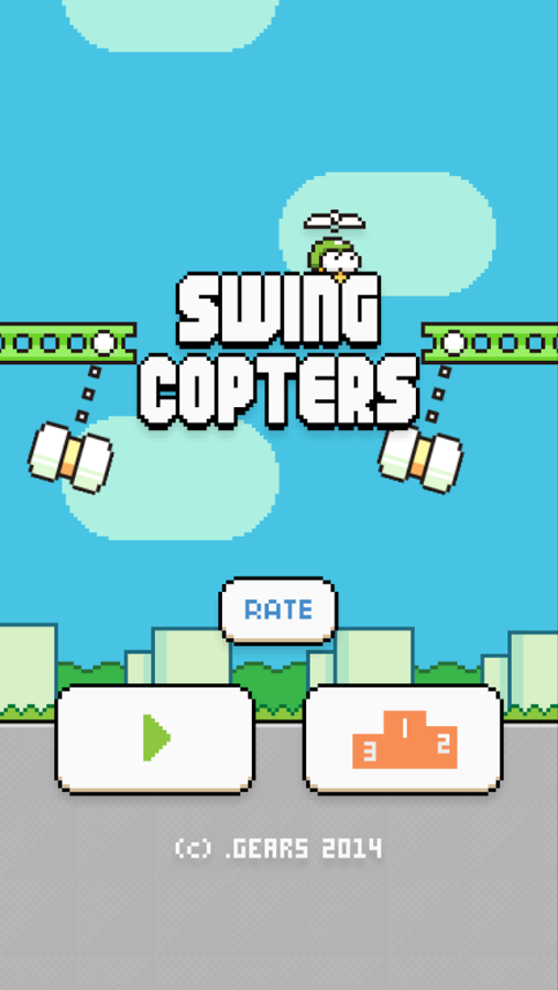 Download Swing Copters For Android