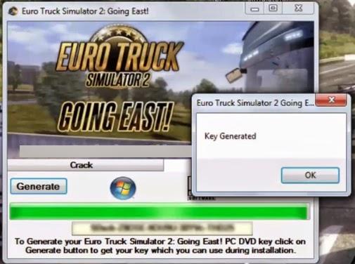 euro truck simulator 2 going east free key generator