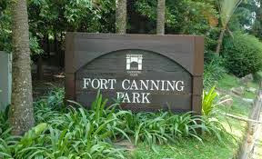 Fort Canning Park,Singapore