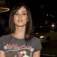 Megan Fox loves Mötely Crüe