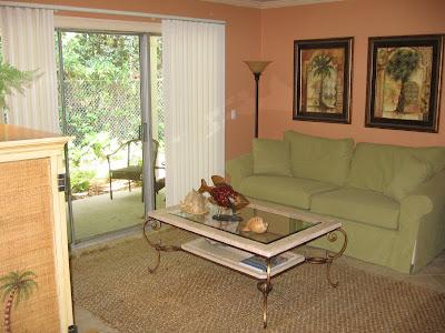 St Simons Island Condo Rental, Ocean Walk Condo, One Bedroom