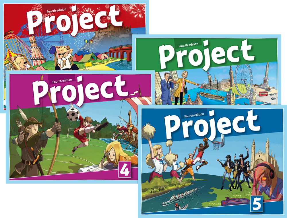 Project 4th edition