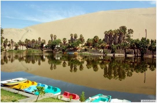 2014 02 07 204818 Tasik Di Tengah Padang Pasir Di Peru