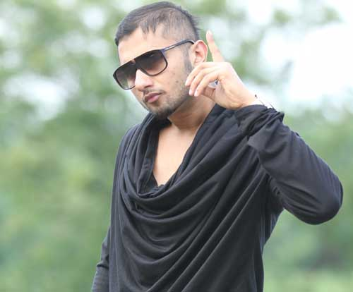 New Yo Yo honey singh killer looks photos and wallpapers, after coming
