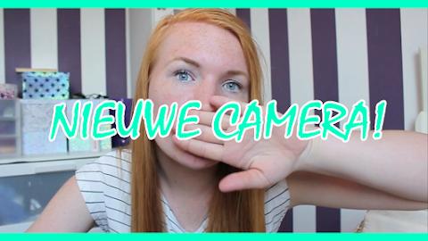 VIDEO: Nieuwe camera!