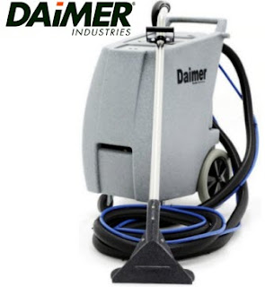heated carpet cleaner