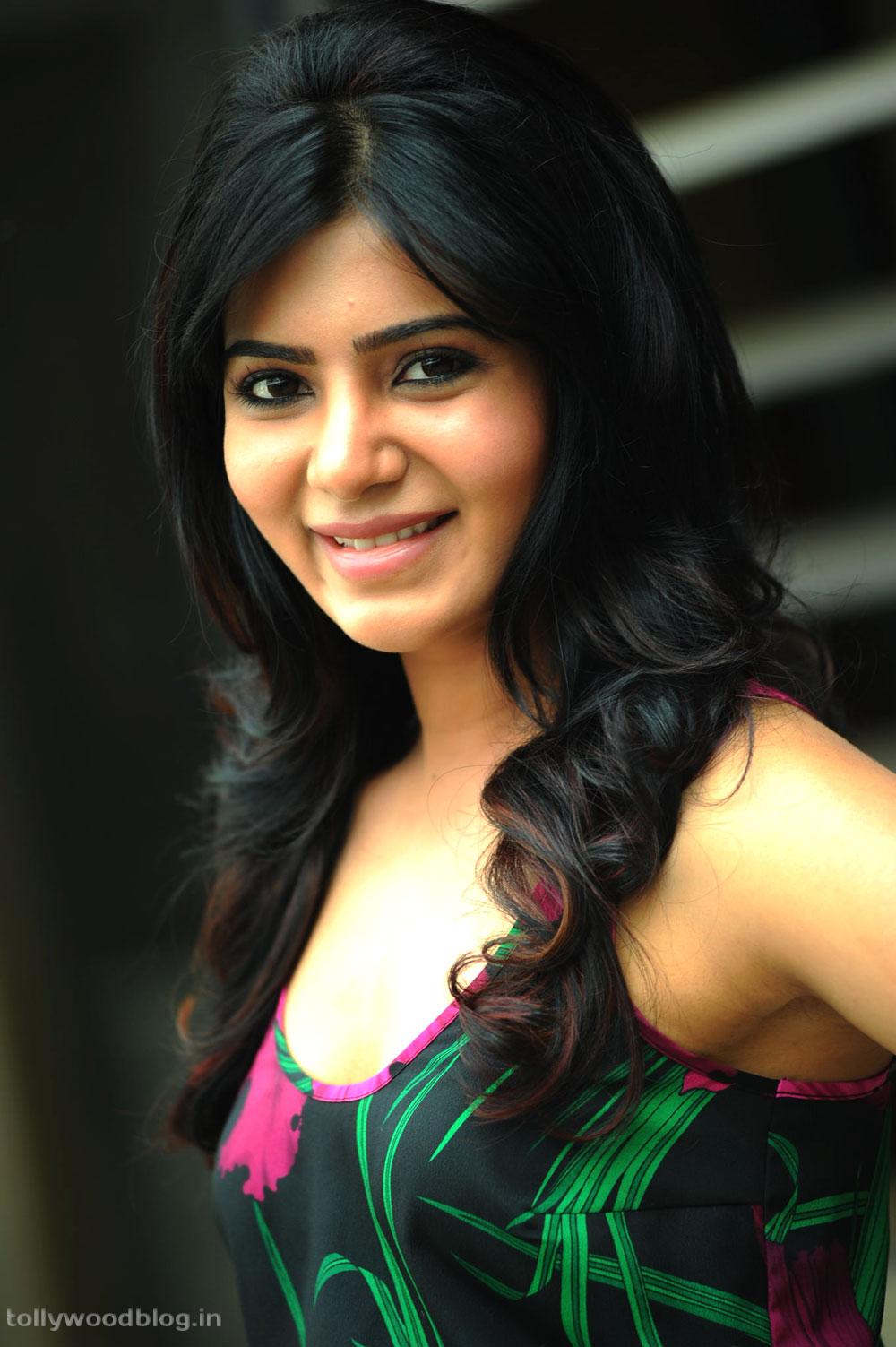 Samantha Ruth Prabhu Kiss