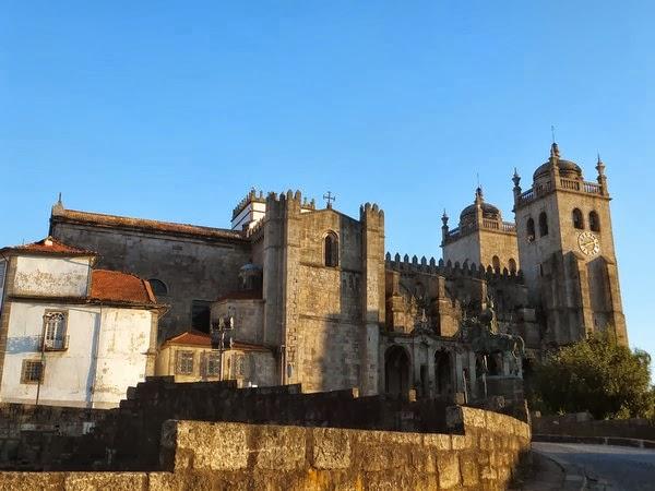 porto cathédrale azulejos