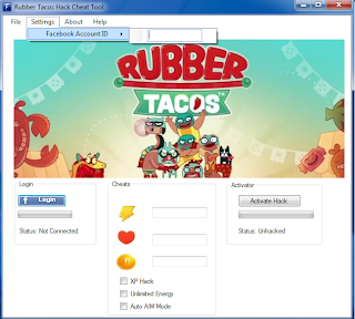 rubber tacos hack