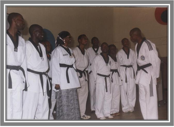 INTERNATIONAL JIDOKWAN LIFETIME ACHIEVEMENT AWARD FOR NIGERIA'S  FIRST LADY EMERITUS