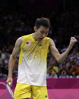 Malaysia badminton Olympics 2012