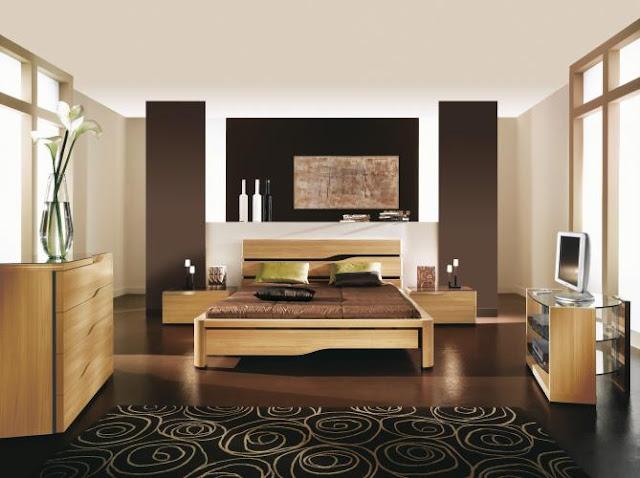 Petite chambre a coucher design id es d co pour maison for Petite chambre a coucher design