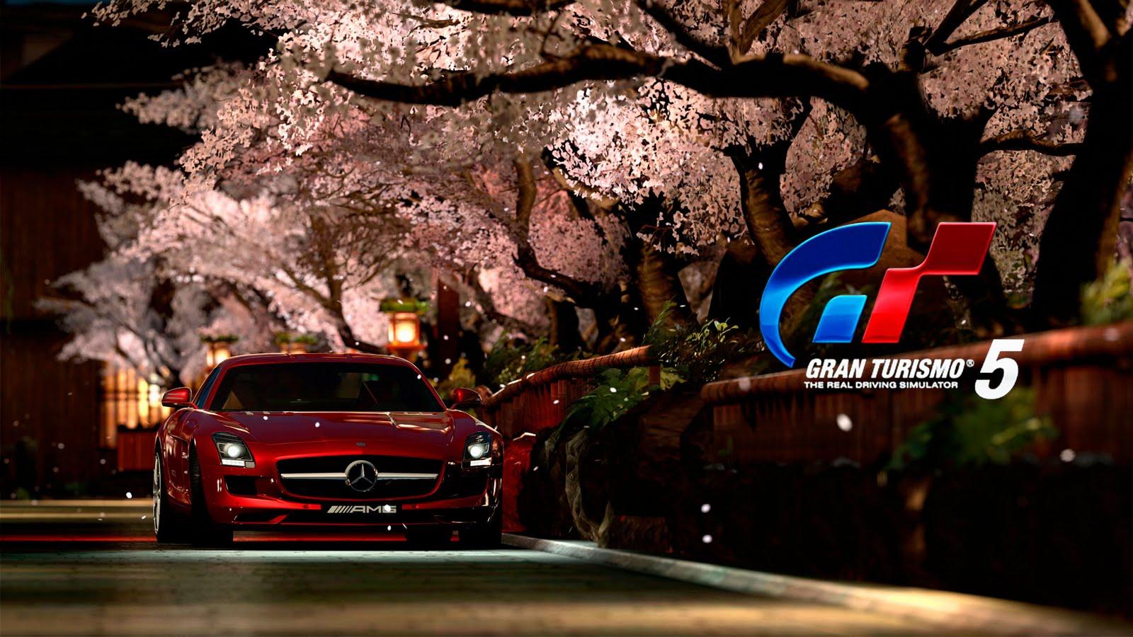 gran turismo 5 prologue game wallpapers - 3 Gran Turismo 5 Prologue HD Wallpapers Backgrounds