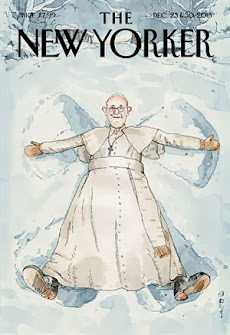 "ILUSTRACIÓN ""SNOW ANGEL"" DE BARRY BLITT"