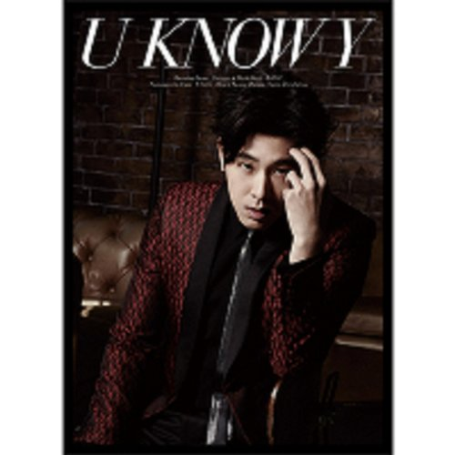 [Album] YUNHO from 東方神起 – U KNOW Y (2015.07.08/MP3/RAR)