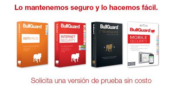 Compra tu antivirus AQUI... solicita una versión de prueba gratis