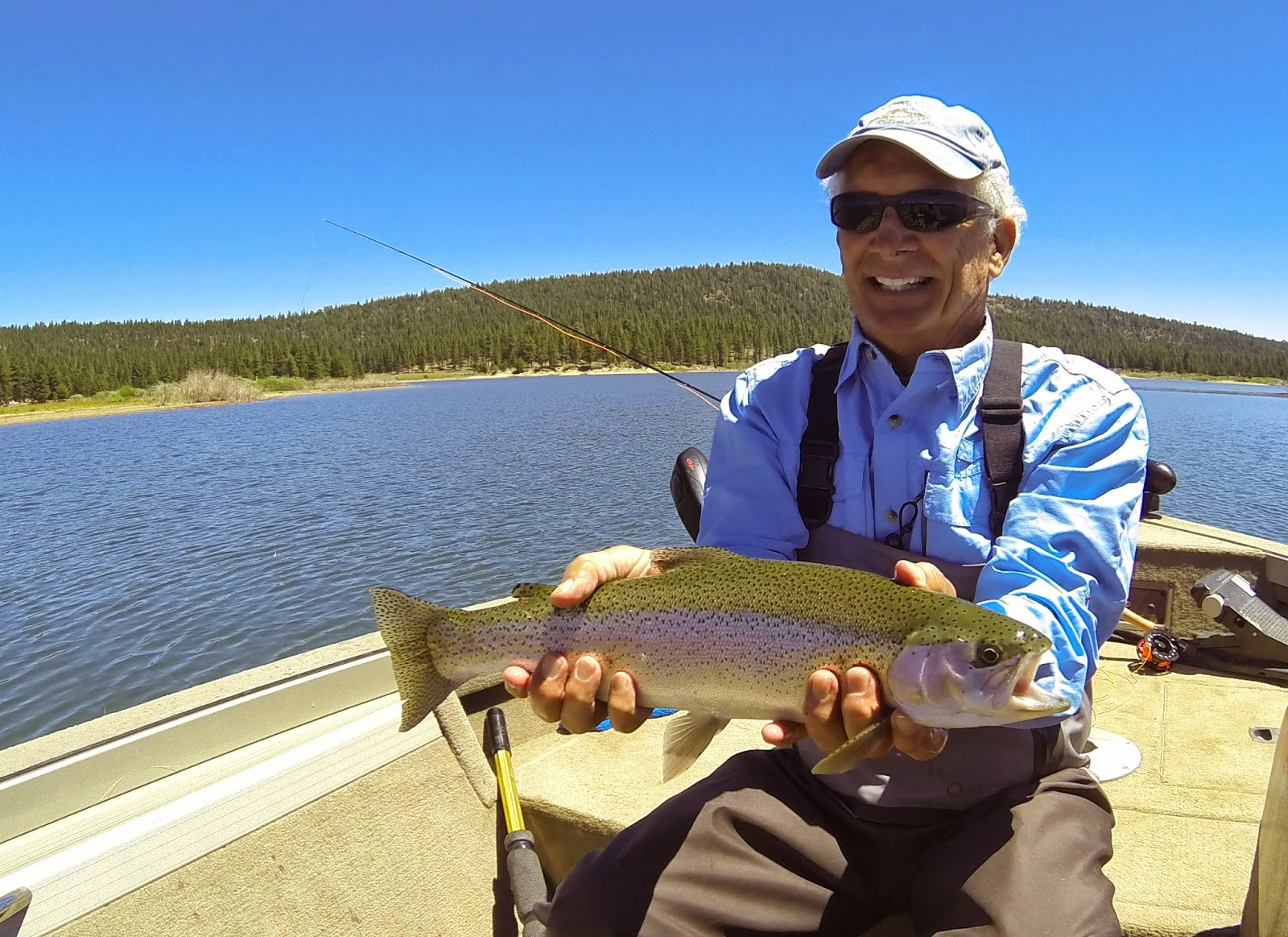 Jon baiocchi fly fishing news lake davis presentation at for Jon b fishing