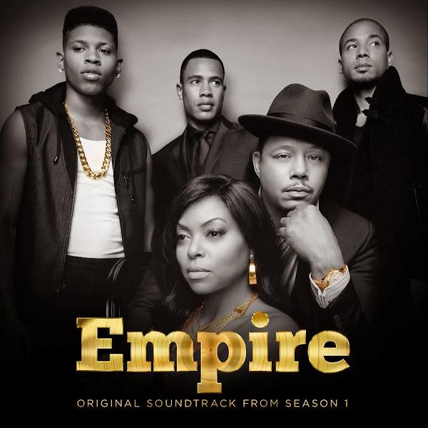 Empire Cast - Original Soundtrack from Season 1 of Empire (Deluxe) Cover