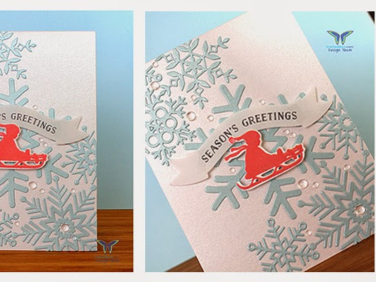 Snowy Greeting Cards