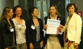 Migliore_innovatrice donne itwiin 2011 scienza