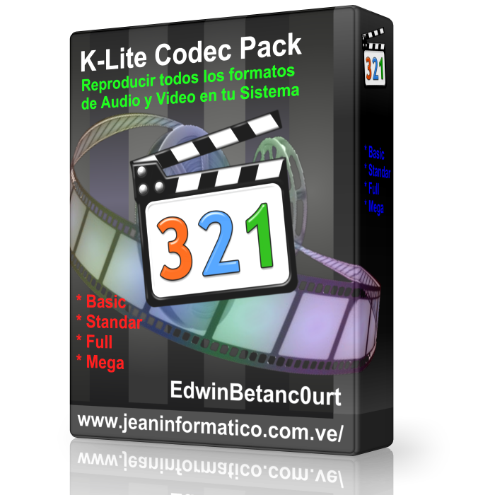 К-лайт кодек пак фул - k-lite codec pack full