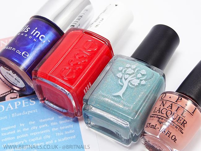 Coloristiq Manicure Box September 2015