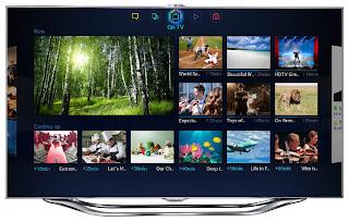 Samsung-HDTV-Smart-Hub