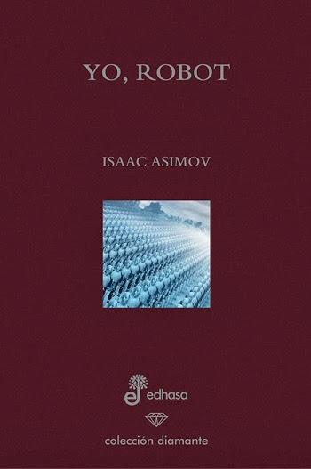 Yo, robot Isaac Asimov
