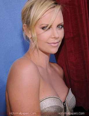 Charlize Theron Latest Hot HD Wallpaper
