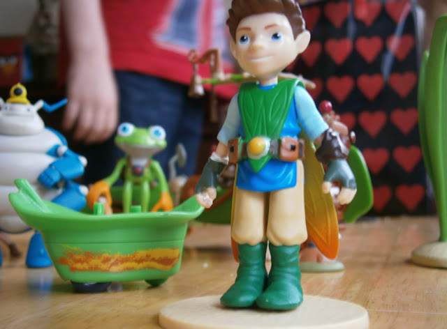 tree fu tom figure character review