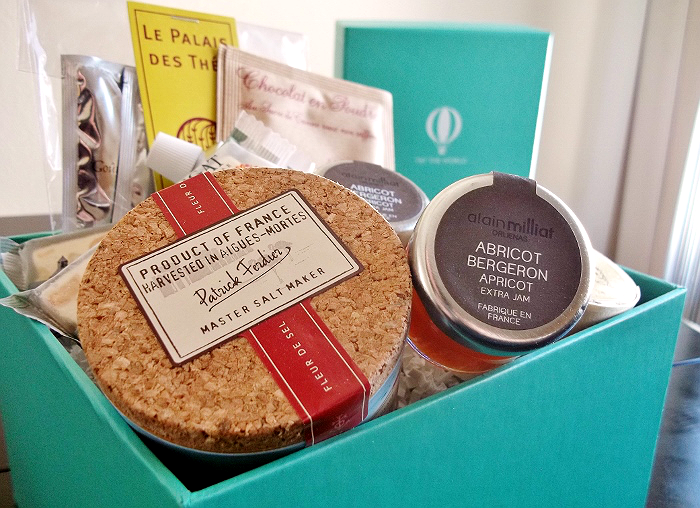 Try The World Paris Subscription Box
