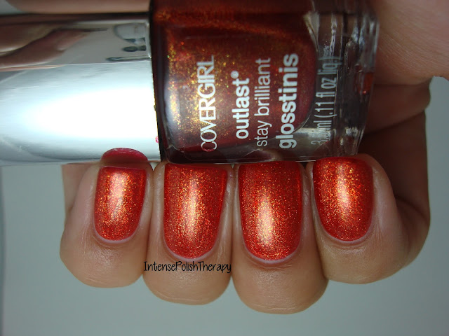 Cover Girl - Rogue Red