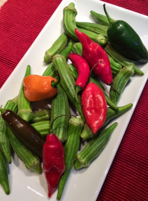 how to cook fresh okra healthy