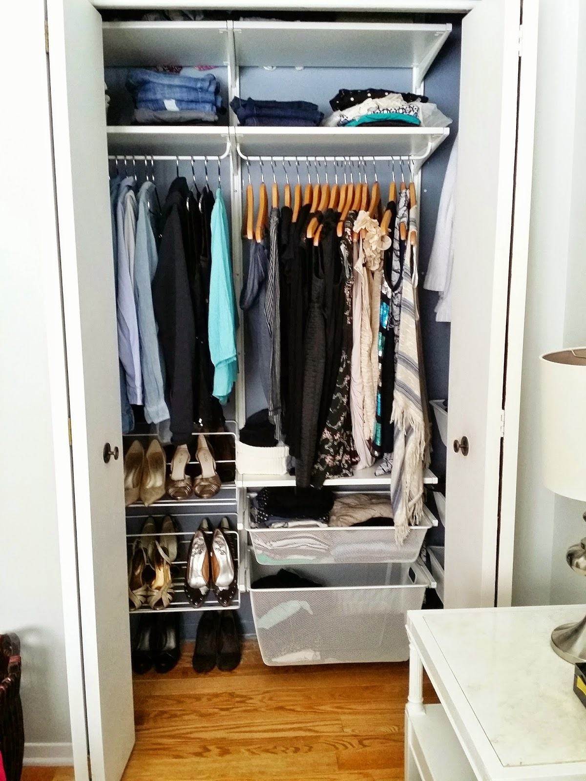 Genial Here Is A Link To The Algot System For Those Whou0027d Like A Super Nice Closet  For Cheap! Just Make Sure To Measure 60 Cm From Centre Rail To Centre Rail   This ...