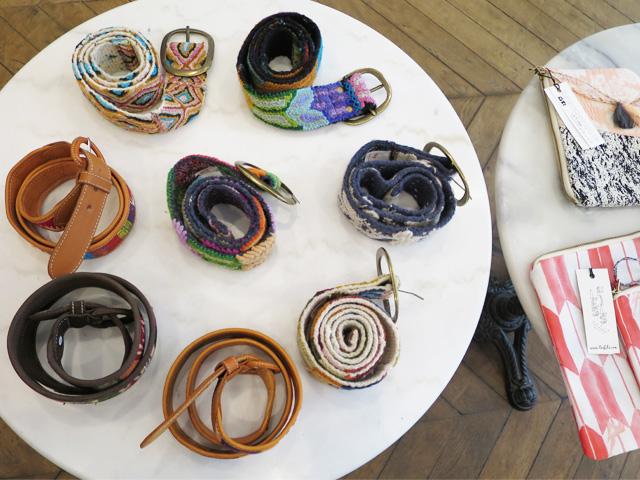 Boutique créateurs Atelier Couronnes Paris