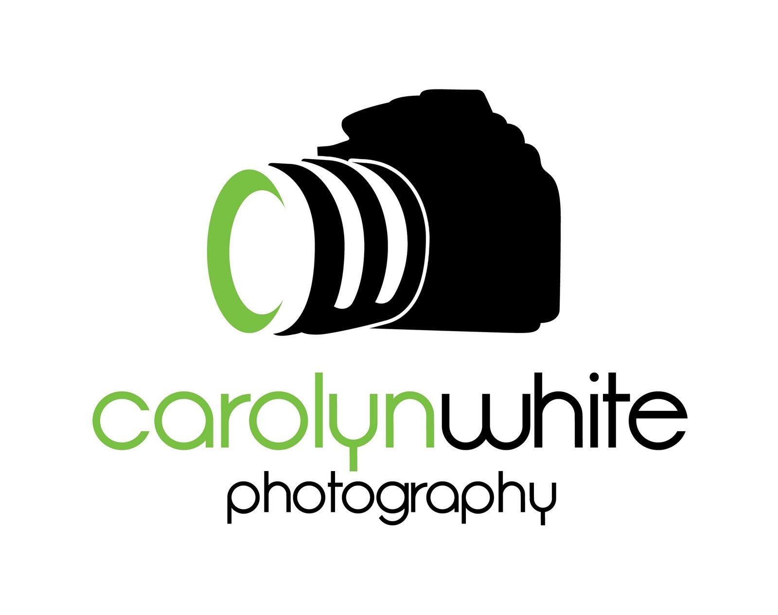 Photography Logo Ideas Carolyn white photography: