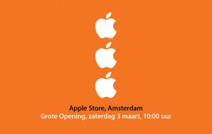 apple amsterdam store photo