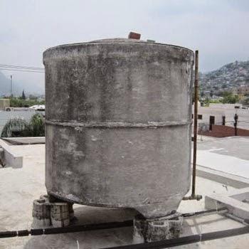 Tinacos de asbesto son peligrosos medidas de cajones de for Fibrocemento sin amianto